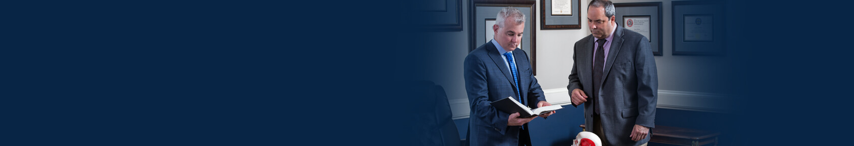 Default Banner for Holliday Karatinos Law Firm