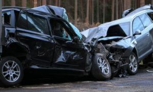 Sustained serious car accident injuries?